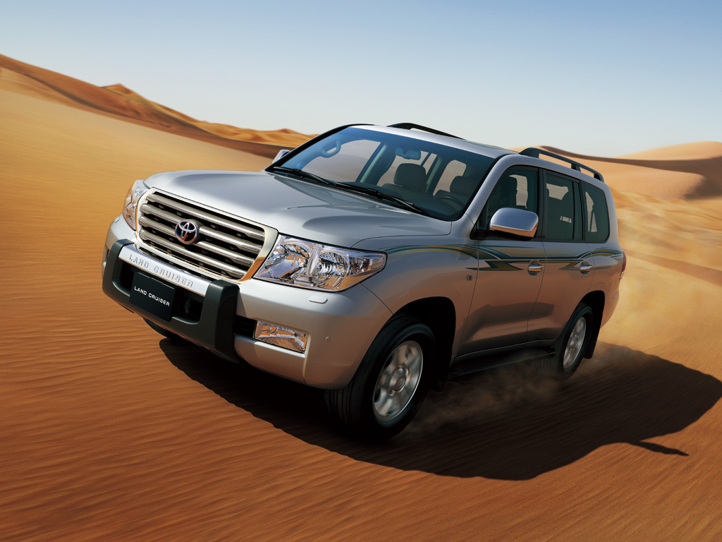2009 Toyota Land Cruiser Base picture