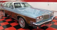 1977 Oldsmobile Vista Cruiser Overview