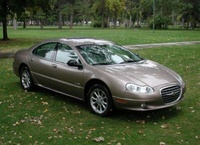 2000 Chrysler LHS 4 Dr STD Sedan picture, exterior