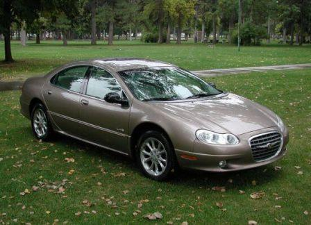 2000 Chrysler LHS 4 Dr STD Sedan picture