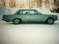 1971 Volvo 164 Overview
