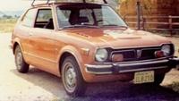 1974 Honda Civic Hatchback picture, exterior