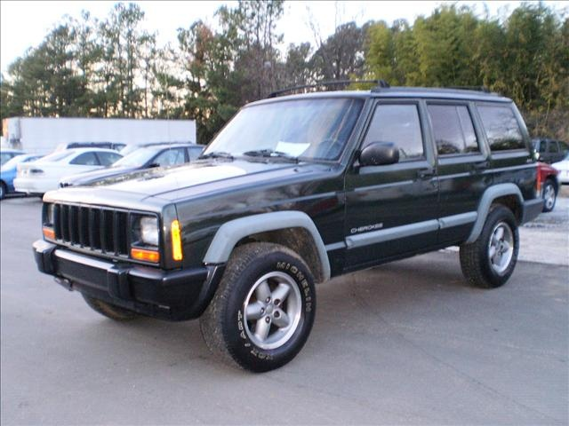 Picture of 1998 Jeep Cherokee 4 Dr Classic 4WD