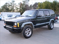 Picture of 1998 Jeep Cherokee 4 Dr Classic 4WD, exterior