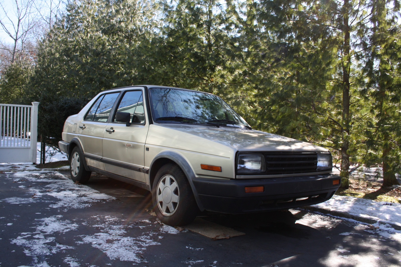 Picture of 1987 Volkswagen Jetta