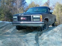 1994 Chevrolet C/K 2500 Ext. Cab 6.5-ft. Bed 4WD picture, exterior
