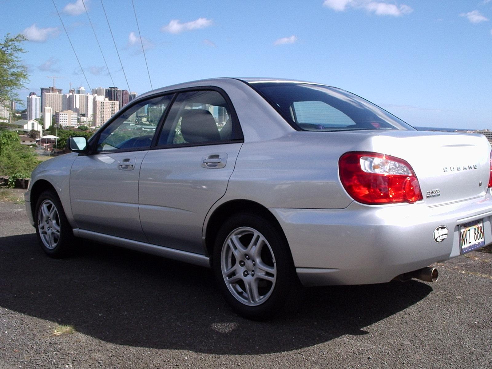2005 Subaru Impreza Pictures Cargurus