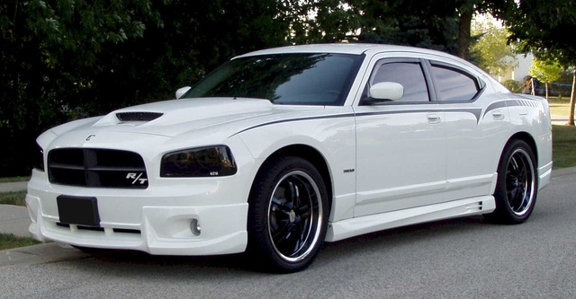 2008 dodge charger - pictures