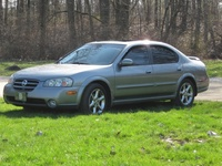 2003 Nissan Maxima Picture Gallery