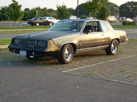 1985 Oldsmobile Cutlass Calais Overview