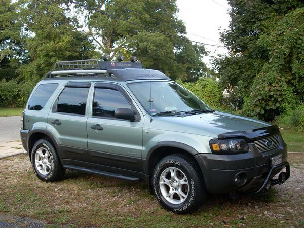 2005 Ford Escape XLT 4WD picture