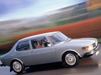 1972 Saab 99 Overview