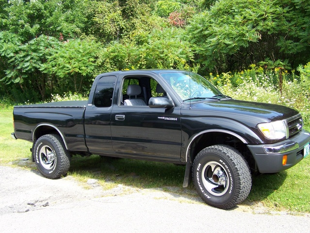 Picture of 2000 Toyota Tacoma 2 Dr SR5 4WD Extended Cab LB