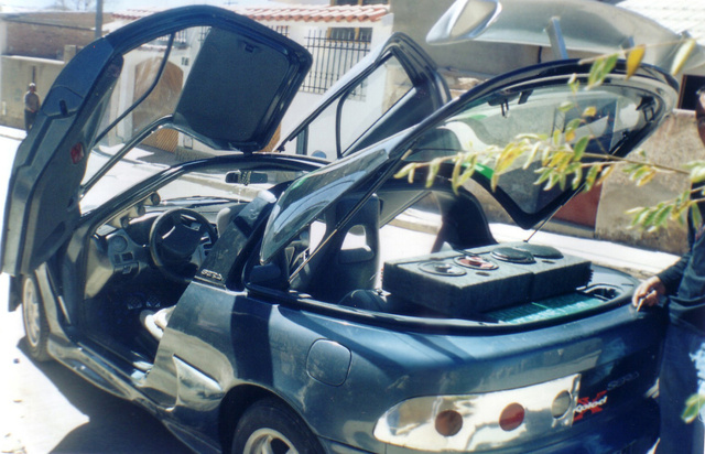 Picture of 1991 Toyota Sera, exterior, interior