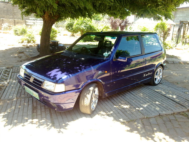 Picture of 1998 FIAT Uno, exterior, gallery_worthy