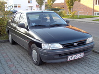 1990 Ford Orion Overview