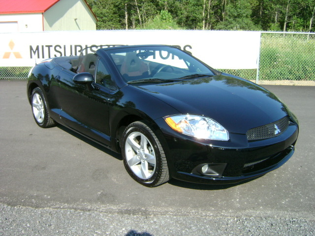 Picture of 2009 Mitsubishi Eclipse Spyder GS