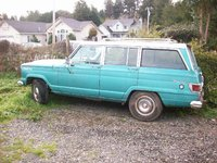 1969 Jeep Wagoneer Overview