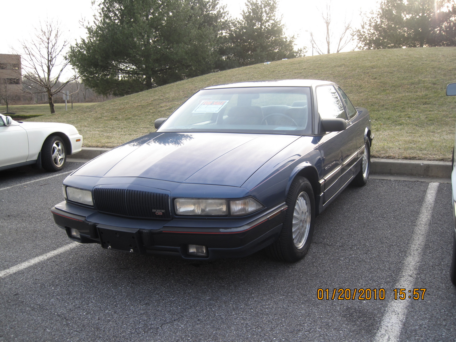 Picture of 1994 Buick Regal 2 Dr Gran Sport Coupe  exteriorBuick Regal