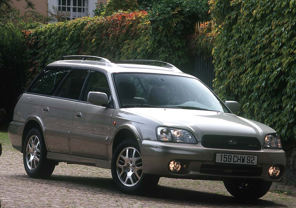 Picture of 2001 subaru outback limited wagon exterior
