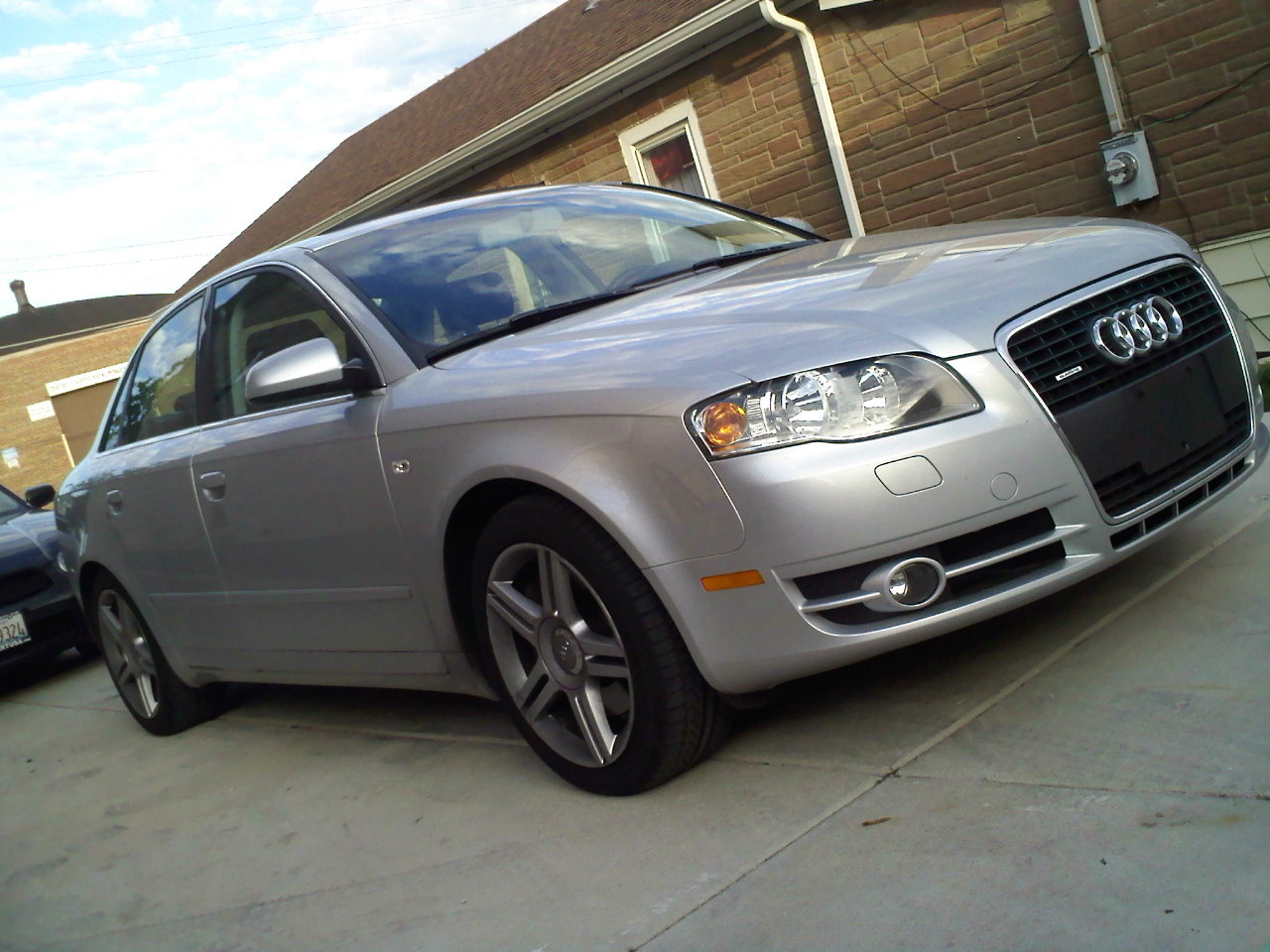 Audi A4 Questions - i want to buy performance parts for my 2005 ...