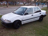 Picture of 1990 Honda Civic, exterior