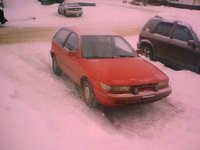 1989 Dodge Colt, not the best picture as it is winter time, exterior, gallery_worthy