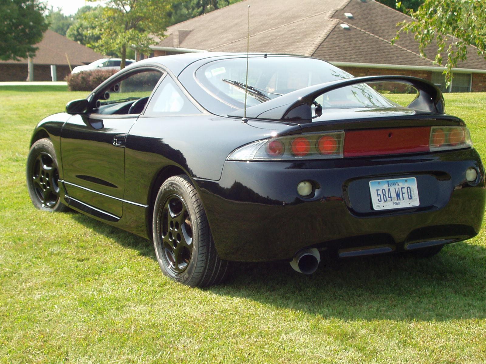 1998 Mitsubishi Eclipse Pictures Cargurus