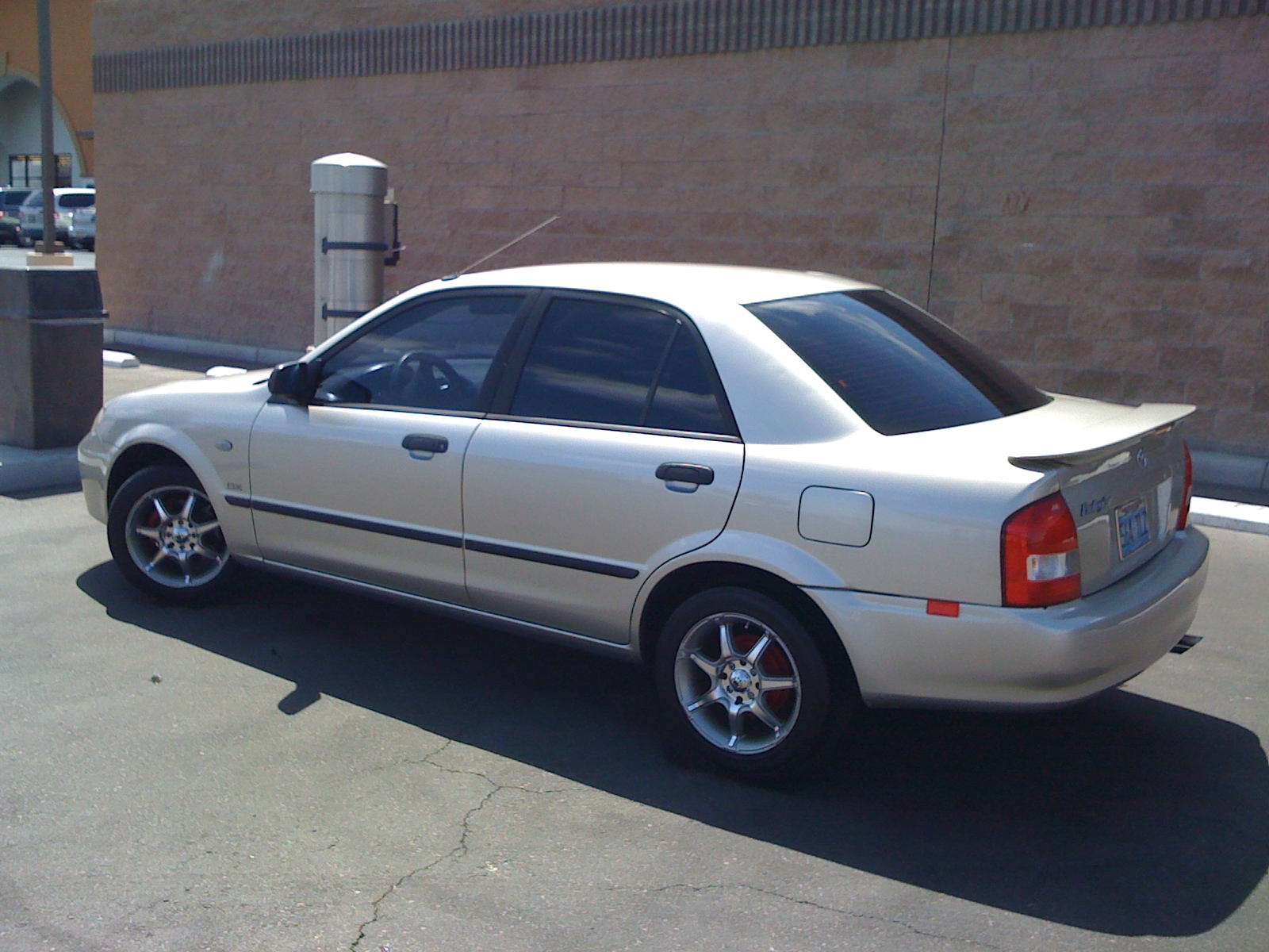 2003 Mazda Protege Exterior Pictures Cargurus