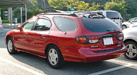 Picture of 1997 Ford Taurus GL Wagon, exterior