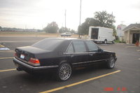 1998 Mercedes-Benz S-Class S 600, She looks OK I guess., exterior, gallery_worthy