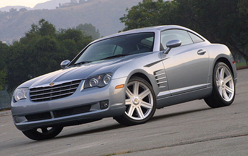 2006 Chrysler Crossfire User Reviews Cargurus