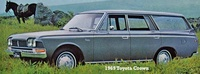 1969 Toyota Crown Overview