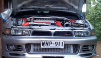 Picture of 1999 Mitsubishi Lancer Evolution, engine, gallery_worthy