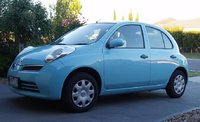 Picture of 2007 Nissan Micra, exterior