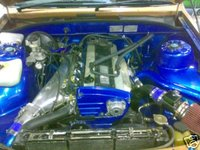 Picture of 1988 Holden Commodore, engine