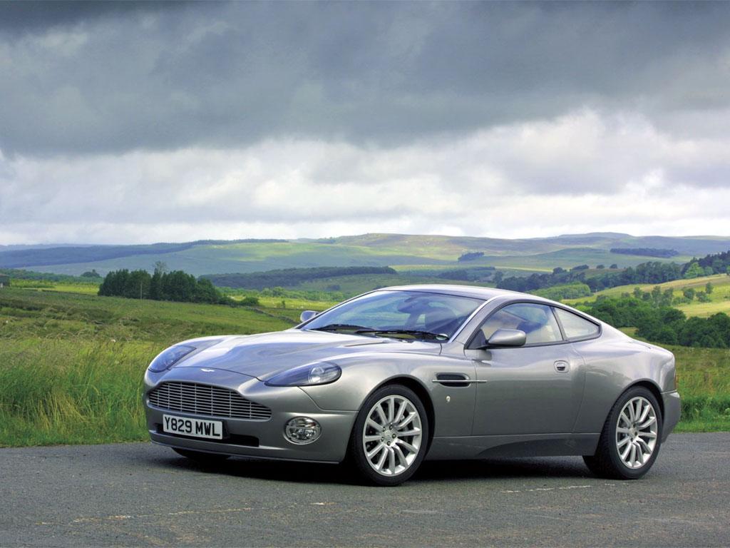 Aston Martin V12 Vanquish Specifications