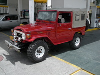 1978 Toyota Land Cruiser picture, exterior