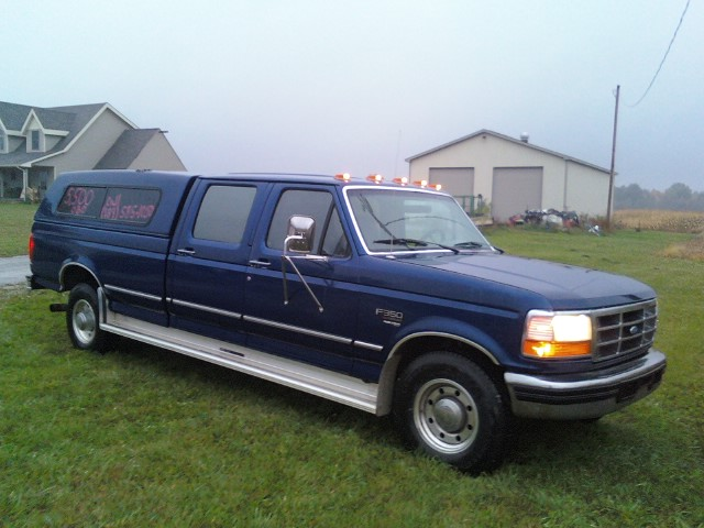 Picture of 1997 Ford F-350 4 Dr XLT Crew Cab LB, exterior
