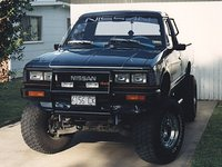 Picture of 1986 Nissan Pickup, exterior, gallery_worthy