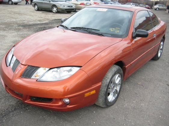Picture of 2005 Pontiac Sunfire Special Value