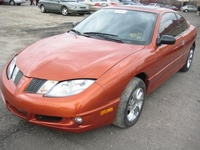 2005 Pontiac Sunfire Overview