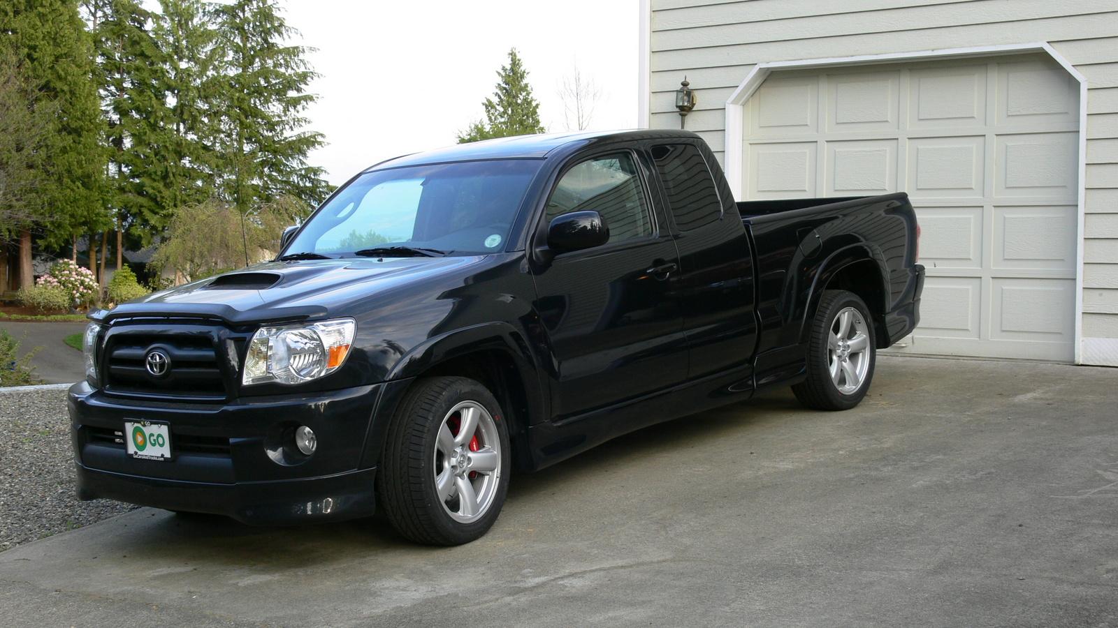 2007 Toyota Ta a CarGurus