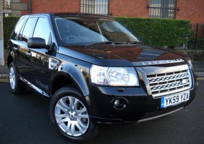 Picture of 2009 Land Rover LR2 HSE