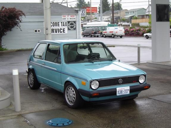 Picture of 1977 Volkswagen Rabbit, exterior
