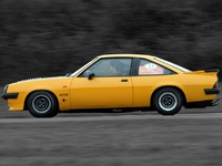 1977 Opel Manta Overview