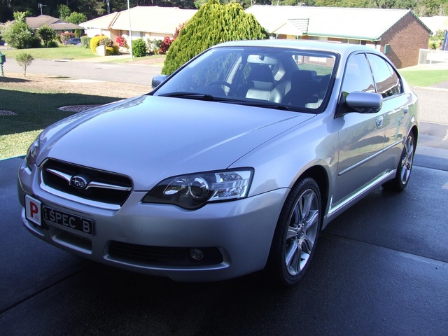 Picture of 2006 Subaru Liberty