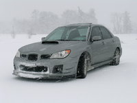Picture of 2007 Subaru Impreza WRX STI Limited AWD, exterior, gallery_worthy
