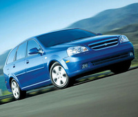 2005 Chevrolet Optra picture, exterior