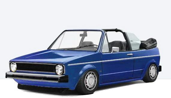 1985 Volkswagen Cabriolet - Pictures - 1983 Volkswagen Golf picture ...
